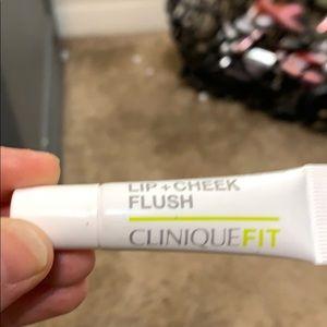 Clinique workout blush